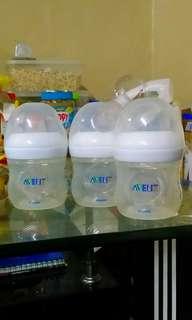 Avent baby bottles