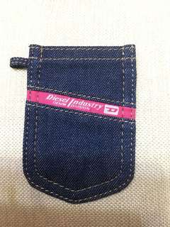 全新Diesel Industry Denim Division 八達通/証件套