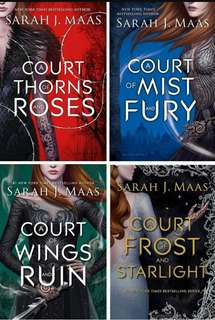 A Court of Thorns and Roses series (e-book)