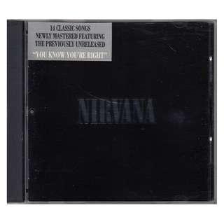 Nivana: <Self Titled> 2002 CD