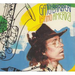 Gato Barbieri: <Latino America> 2 CDs (Brand New)