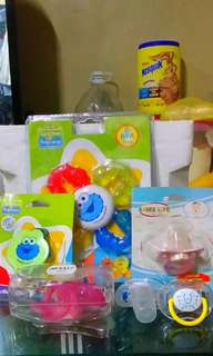 Pacifier bundle