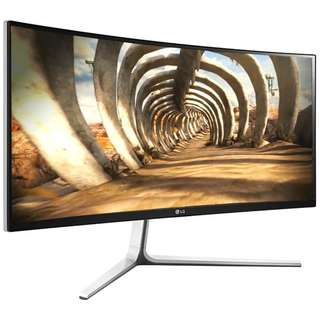 🚚 LG 29UC97C | Curved Display | 21:9 Ultra-Wide LED Monitor | 2K IPS Panel  | FHD | 4-Screen Split for Multi-tasking