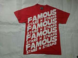 famous star and straps