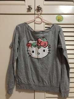 Hello Kitty Long Sleeves