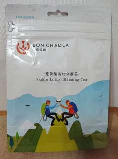 【台灣茶人】雙荷葉油切分解茶3角立體茶包】纖盈系列(18包入)