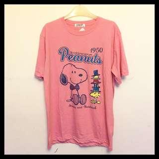 Peanuts Snoopy Tee