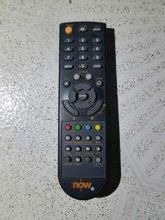 now tv 高清解碼器 網上行 pccw netvigator 電訊盈科 ,搖控器,