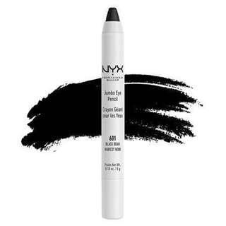 NYX Jumbo Eye Pencil in 601 Black Bean