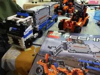 🚚 LEGO 樂高 TECHNIC  🚛貨車機械組 2in1