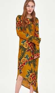 Zara dress authenetic