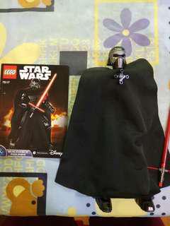🚚 LEGO 樂高  Star Wars 黑武士 75117