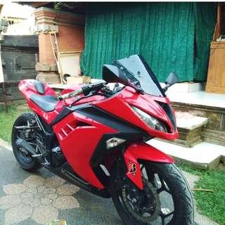 Kawasaki Ninja 250cc Tahun 2014