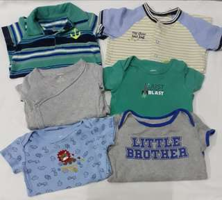 Bundle baby boy apparel