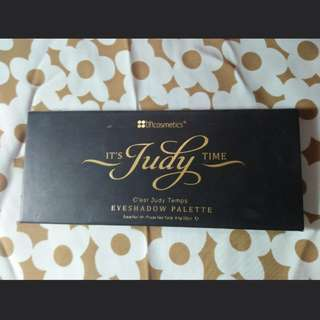 BH Cosmetics It's Judy Time Eyeshadow palette LIMITED EDITION