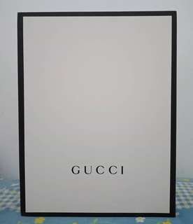 Box gucci