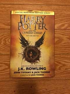 Harry Potter Special Edition Novel (Hard Copy)