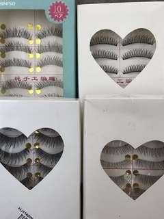 Assorted False Eyelashes Fake Eyelashes