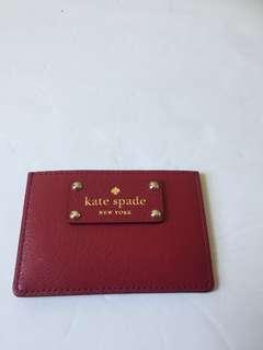 Kate Spade New York Graham Wellesley Business/Credit Card holder