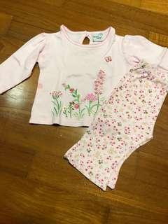 Bless: Baby Girl Pyjamas