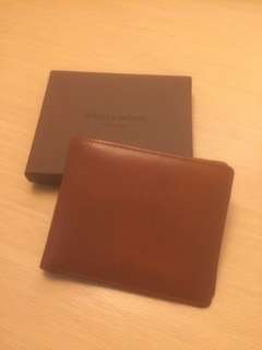 Byron & Brown Wallet Made in UK