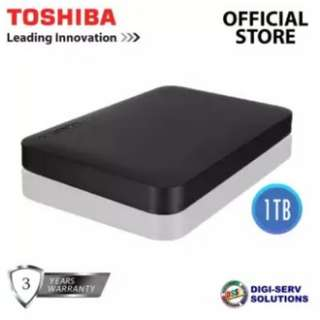 #65 Toshiba Canvio 1TB Portable External Hard Drive