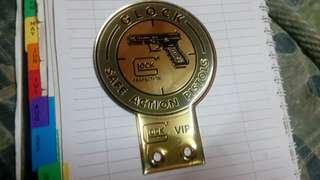 Glock emblem
