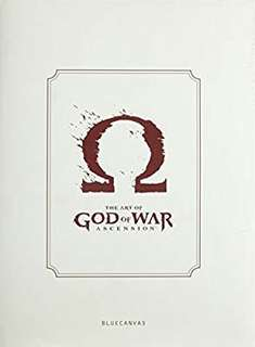 The Art of God of War: Ascension by Sony Santa Monica Studio  (Softcover)