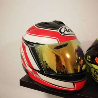 HELMET ARAI - NICKY HAYDEN (LIMITED EDITION)