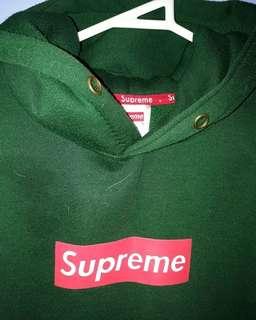 replica SUPREME/CHAMPION hoodie!