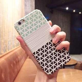 iPhone 6/6s PLUS Ploy Hard Matte Case