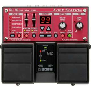 Boss RC30 looper