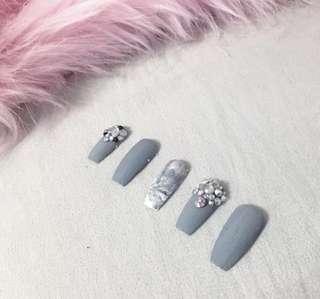 Bespoke Press On Nails
