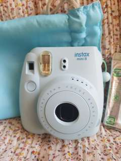 Original Instaxmini 8 with Pack of 20 films