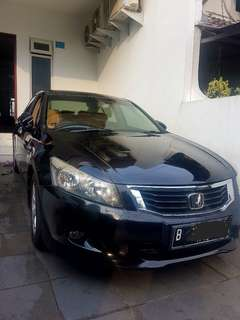 Jual BU Honda Accord 2009