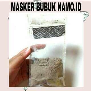 MASKER ORGANIK NAMO.ID (COFFFEE)