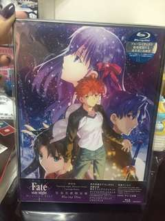 劇場版 Fate/stay night [Heaven's Feel] I.presage flower 完全生產限定版 BD Blu-ray
