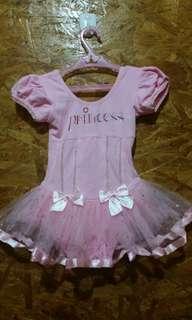 Preloved Pink Ballerina Dress