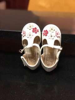 Little Follie White Shoes