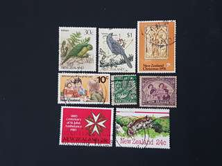New Zealand's Stamps