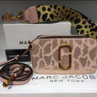 Promo Tas Marc Jacob Premium Full Embossed