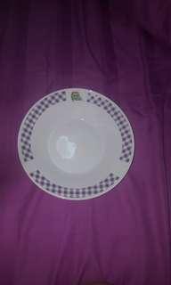 Plate marigold