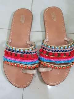 Mossimo bohemian sandals