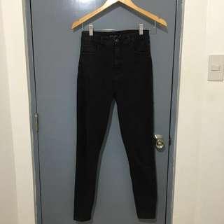 Bershka Skinny Highwaist Jeans