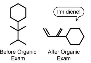 Organic chemistry crash course