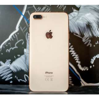 Apple Iphone 8 Plus 64 Gig for PARTS ONLY ACTIVATION LOCKED