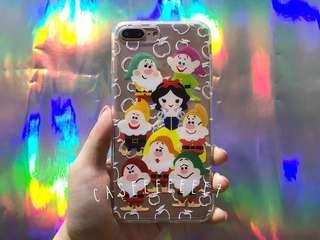 白雪公主👸🏻IPhone Case