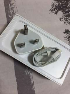 iPhone Original Cable & Adapter
