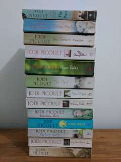 Novel english. Jodi Picoult