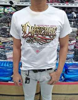 DYSE ONE ORIG EXCESS BRANDED OVERRUNS TEES